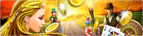 Helg-bonus med upp till $600 i bonus hos Casino.com