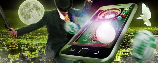 Gratis spins via Mr Green´s mobil casino hela september ut