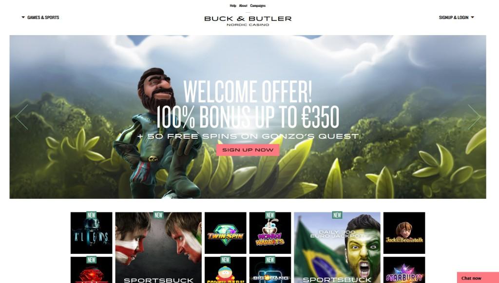 BuckandButlerScreenShot
