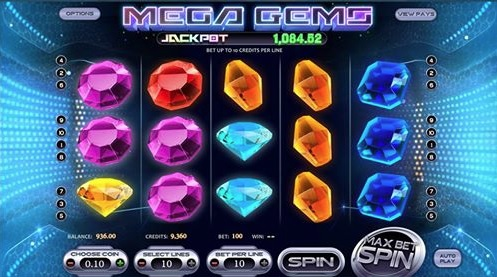 Casinosaga JEMS new game