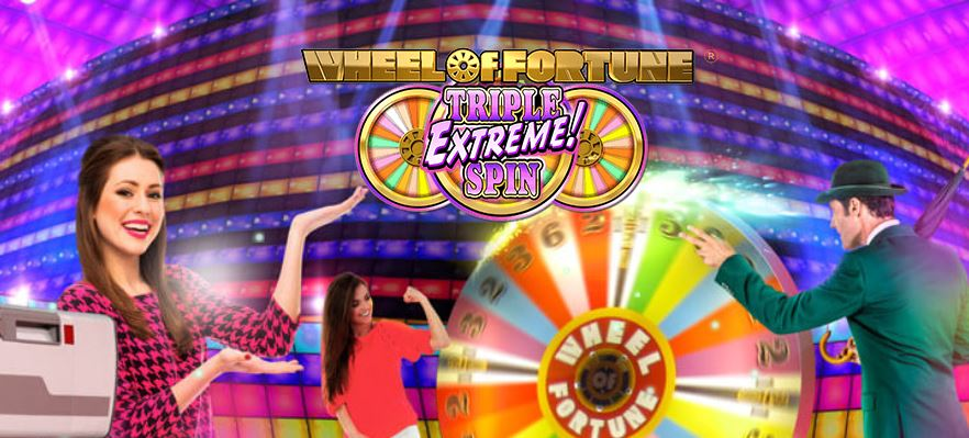 MrGreen wheel of fortune triple extreme spin