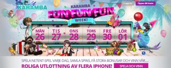 karamba funweek