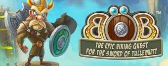 Böb´s Quest spelautomat viking banner