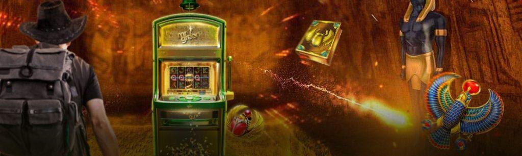 Mr green casinospel