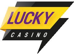 Lucky Casino logga